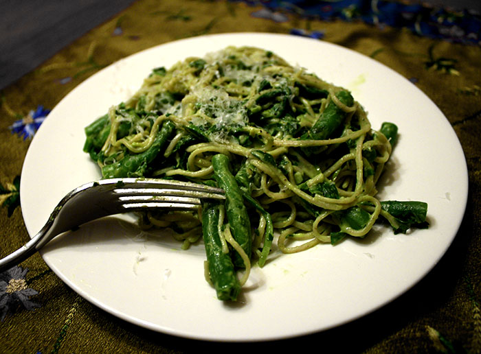 Green Goddess Pasta ANDTHENTHEY