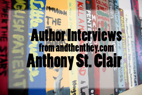 Author Interview StClair