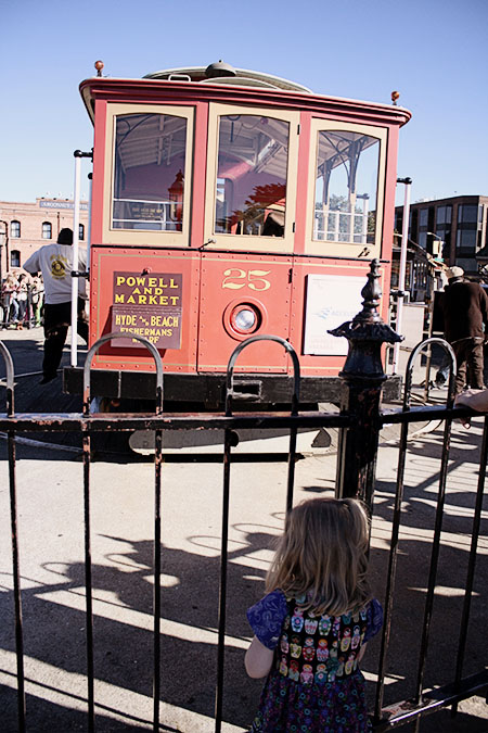 San Francisco Cable Car Andthenthey