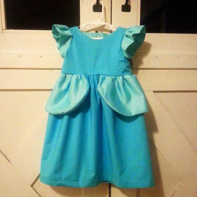 Etsy Cinderella 5 Caro Made Co