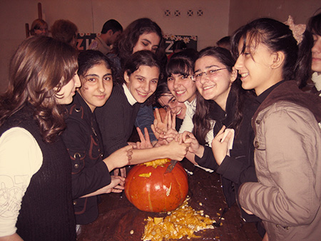 andthenthey azerbaijan halloween carving