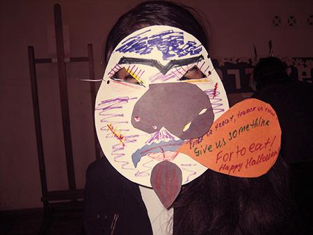 andthenthey azerbaijan halloween mask