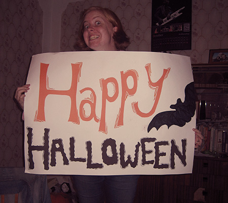 andthenthey azerbaijan halloween sign