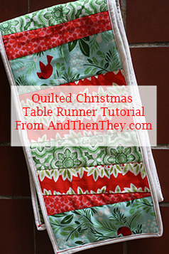 andthenthey Quilted Christmas Table Runner 01
