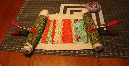 andthenthey Quilted Christmas Table Runner 08