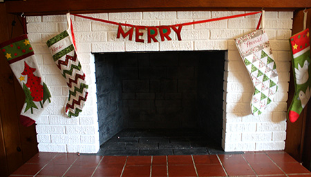 MERRY CHRISTMAS Banner Now on Etsy - Plus Giveaway Winners Announced!